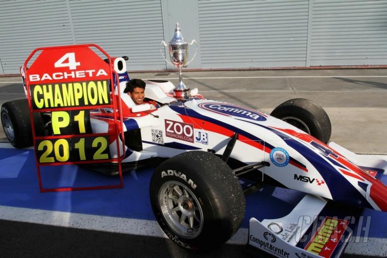 Bacheta earns Williams F1 test