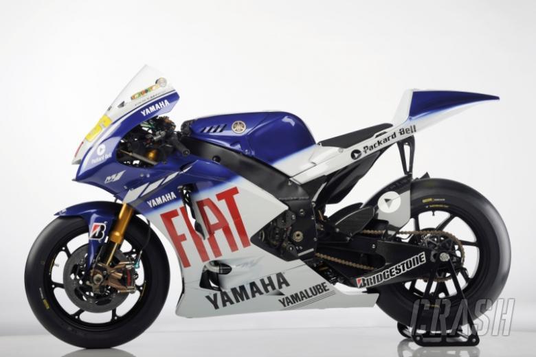Valentino Rossi - FIAT Yamaha YZR-M1
