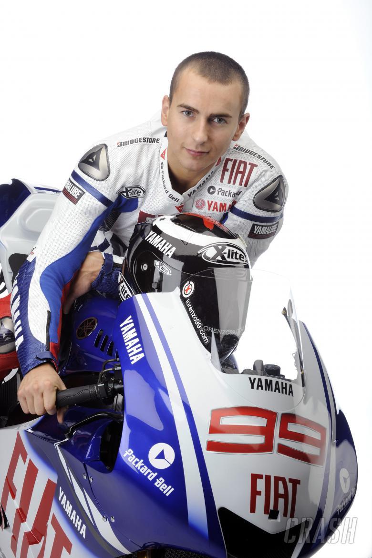 Jorge Lorenzo - FIAT Yamaha YZR-M1