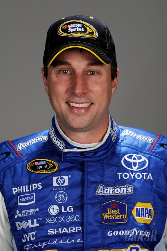 #00 Aaron's Toyota - David Reutimann