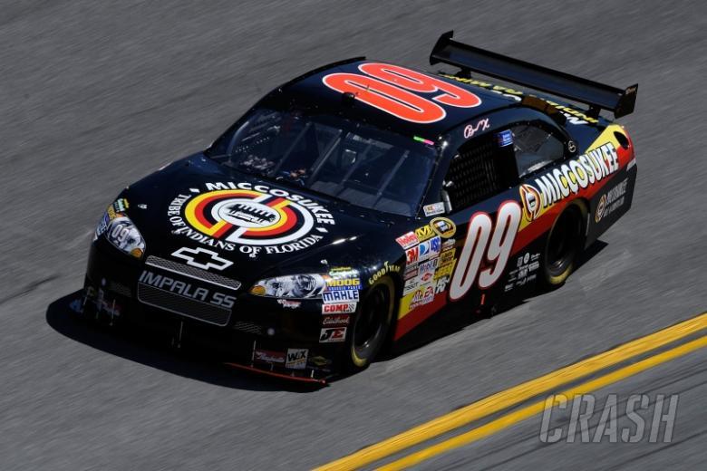 #09 Miccosukee Resorts Chevrolet - Brad Keselowski
