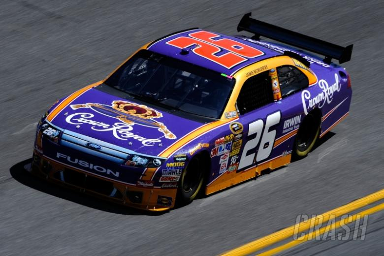 #26 Crown Royal Fusion Ford - Jamie McMurray