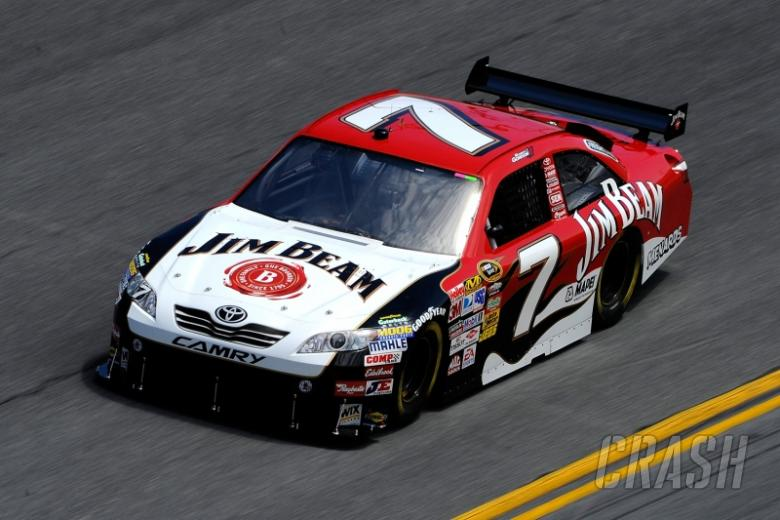 #7 Jim Beam Toyota - Robby Gordon