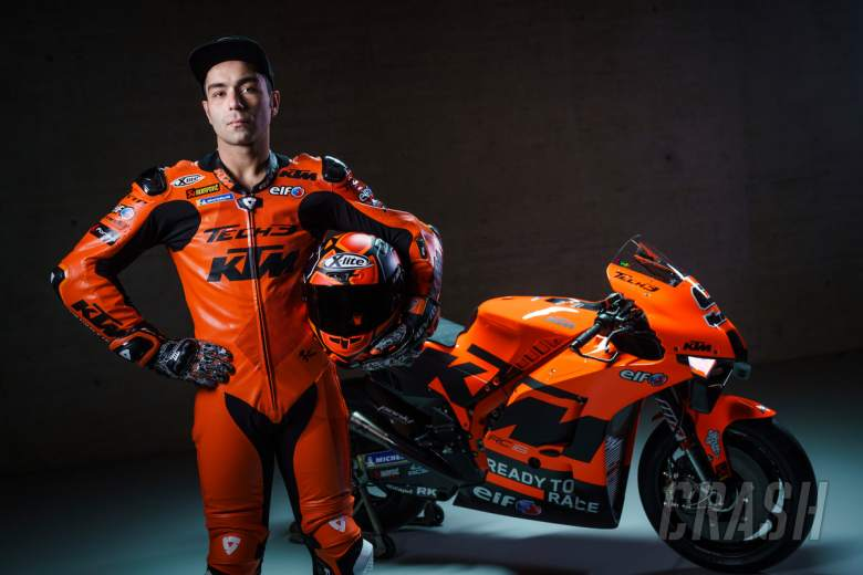 Danilo Petrucci talks about his new MotoGP ride and what keeps him motivated