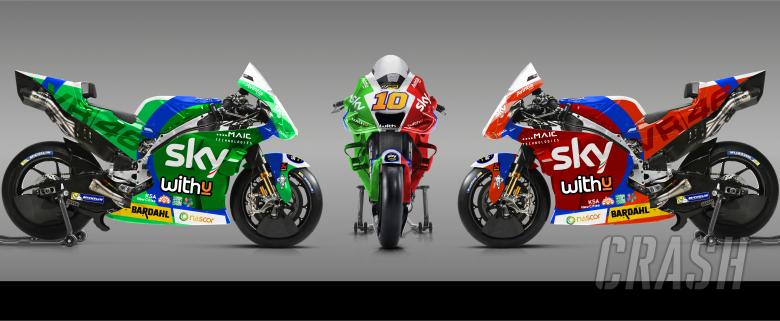 MotoGP Italia: Livery Khusus Marini untuk Akhir Pekan Mugello