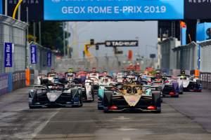 FIA Formula E World Championship 2021 - Rome E-Prix