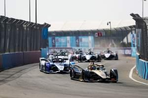 ABB Formula E World Championship 2021 - Marrakesh E-Prix