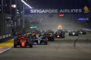 Singapore Grand Prix - Cancelled