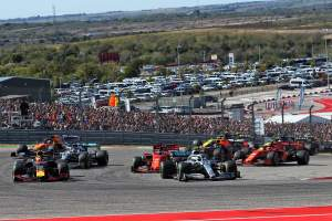 Formula 1 World Championship 2021 - United States Grand Prix