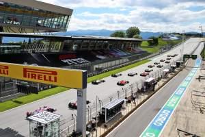 Formula 1 World Championship 2021 - Styrian Grand Prix