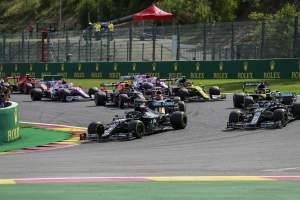 Formula 1 World Championship 2021 - Belgian Grand Prix