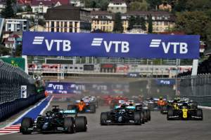Formula 1 World Championship 2021 - Russian Grand Prix