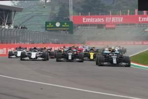 Formula 1 World Championship 2021 - Emilia Romagna Grand Prix