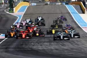 Formula 1 World Championship 2021 - French Grand Prix