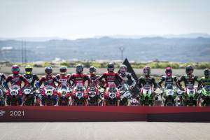 2021 WorldSBK Championship - Round 8: France (Magny-Cours)