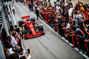 Vettel tidak pernah takut kehilangan GP Kanada