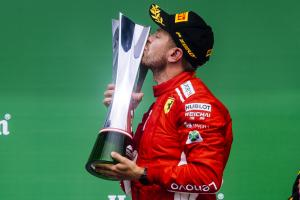 Analisis Balapan F1: Vettel menyalurkan semangat Vi
