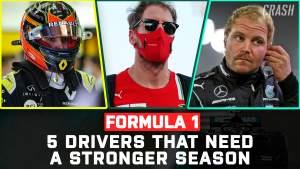 VIDEO: Pembalap F1 mana yang paling membutuhkan 2021 yang lebih kuat?