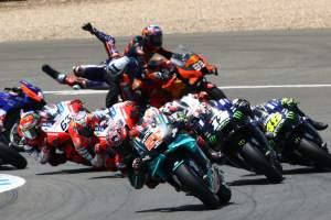 KTM pair Binder, Oliveira reel as T1 clash ruins qualifying efforts