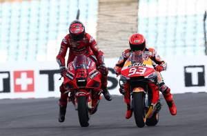 MotoGP Portugal: Live Update Hari Sabtu dari Sirkuit Portimao