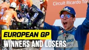 Mir menempatkan satu tangan pada gelar MotoGP: Pemenang & Pecundang MotoGP Eropa