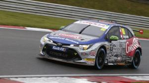 Ingram claims historic race three win with Toyota
