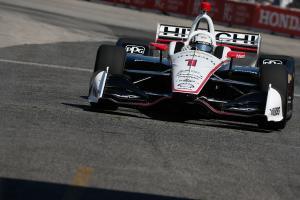 Newgarden beats Dixon to Toronto IndyCar pole