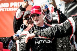 St. Petersburg win thrusts Penske into class of its own