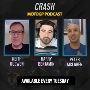 Podcast MotoGP Crash.net EP3: Kegembiraan Miller, Blunder Marquez