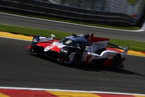 Alonso wins on WEC debut as Toyota takes Spa 1-2