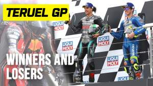 Morbidelli Magic: The Winners & Losers from Teruel MotoGP