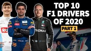 VIDEO: Siapa 10 pembalap teratas musim F1 2020? Bagian 1