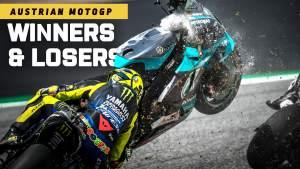 MotoGP Austria - Pemenang dan Pecundang