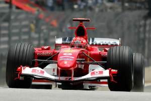 GP 1000 Ferrari: 10 mobil F1 Ferrari terhebat