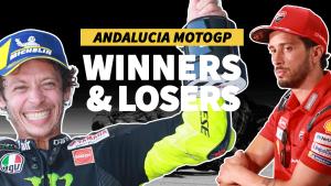 Andalucia MotoGP - Para pemenang ... dan yang kalah