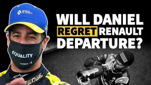 VIDEO F1: Apakah Ricciardo melakukan keputusan yang benar meninggalkan Renault untuk McLaren?