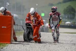 Moto2 Italia: Akhir Pekan Kelabu Di Giannantonio-Bulega