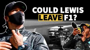 Video: Akankah Lewis Hamilton benar-benar keluar dari Mercedes dan meninggalkan F1?