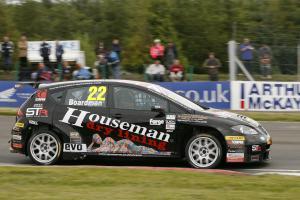 Tom Boardman (GBR) Special Tuning Racing SEAT Leon