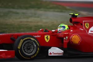 16.10.2011- Race, Felipe Massa (BRA), Scuderia Ferrari, F-150 Italia