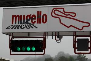 Mugello circuit sign 01.05.2012. Formula 1 World Championship, Testing, Mugello, Italy