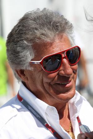 10.06.2012- Mario Andretti