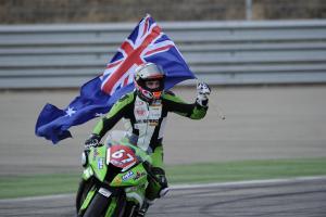 Staring, Spanish SSTK 1000 Race 2012