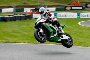 Karl Harris Quattro Plant Kawasaki Superbike Team - [picture credit: Ian Hopgood Photography.com]