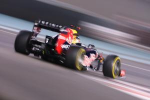 Free Practice 2: Sebastian Vettel (GER) Red Bull Racing RB8