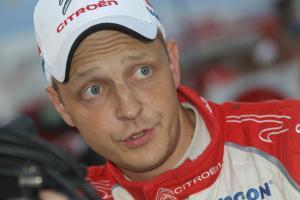 Mikko Hirvonen (FIN) Jarmo Lehtinen (FIN), Citroën DS3 WRC, Citroën Total Abu Dhabi World Rally Team