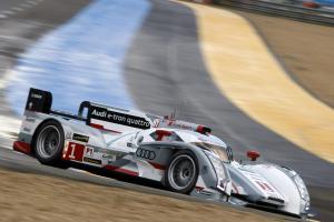 Andre Lotterer / Benoit Treluyer / Marcel Fassler Audi R18 e-tron quattro