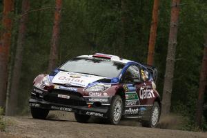 Evgeny Novikov, Ilka Minor (Ford Fiesta WRC #5, Qatar M-Sport WRT)