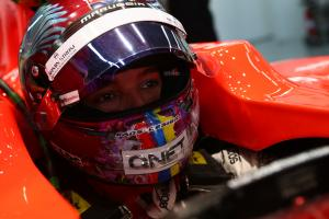 04.10.2013- Free Practice 1: Rodolfo Gonzalez (VEN) Marussia F1 Team MR02 3rd driver