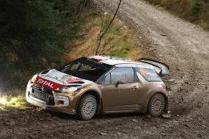 Robert Kubica, Michele Ferrara, (Citroen DS3 WRC #10, Abu Dhabi Citroen Total WRT))